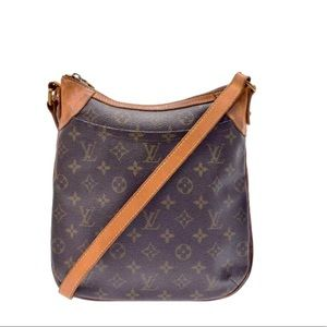 "Authentic Louis Vuitton ""Pre-Loved"" Odeon Mm Bag"